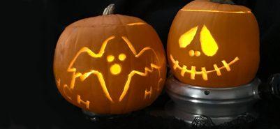 Asynt newsletter October Halloween 2017