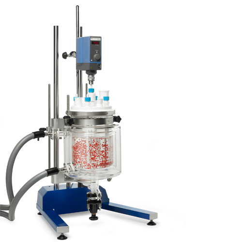 ReactoMate controlled lab reactor baffle systems