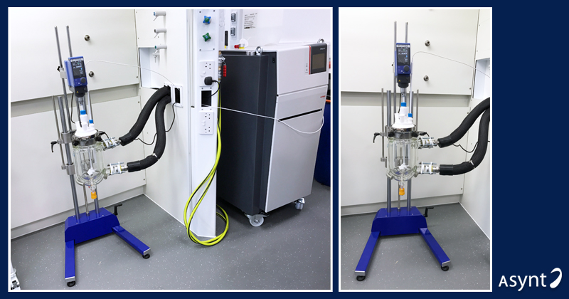 Bespoke Solutions - Dual Size Reactor System