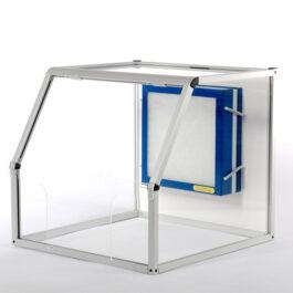 Asynt laboratory enclosures GP540