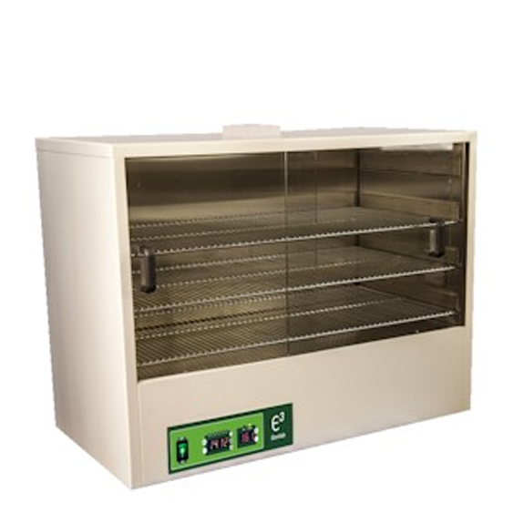 Genlab E3 energy efficient drying cabinet