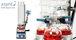 CondenSyn waterless air condensers from Asynt chemistry