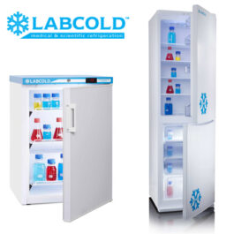 LabCold laboratory fridges and freezers