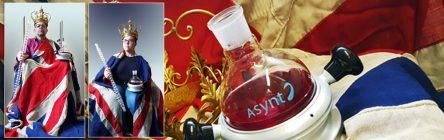 Asynt Royal Wedding tribute