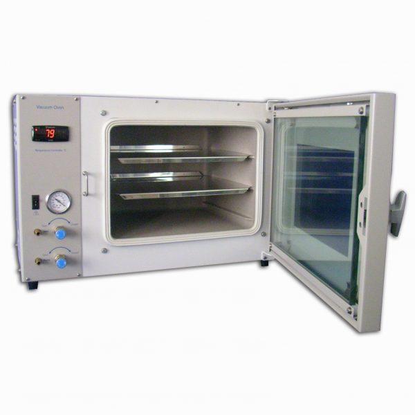 Fistreem vacuum oven with open door