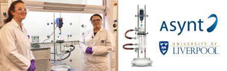 Scale up reactor for Polymer Synthesis