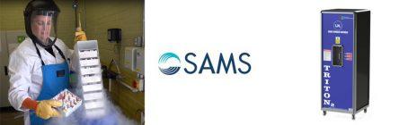 SAMS liquid nitrogen generator