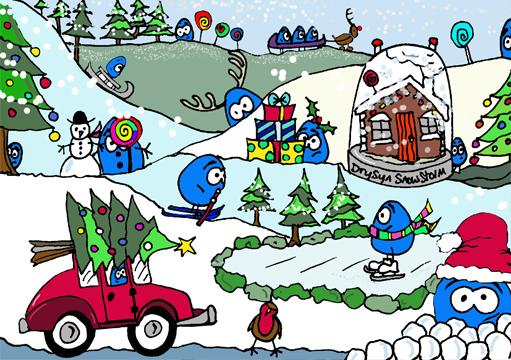 Happy holidays from Asynt