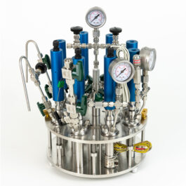 Asynt Multicell PLUS high pressure parallel reactor