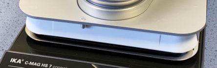 High temperature parallel DrySyn adapter
