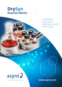 DrySyn oil free laboratory heating and cooling block system