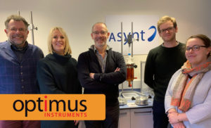 Optimus Instruments distribution partner