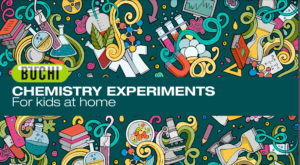 Buchi chemistry experiments for kids