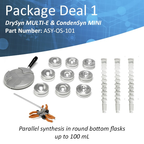 DrySyn MULTI-E and CondenSyn Package Deal 1