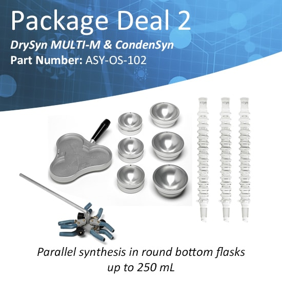 DrySyn MULTI-M and CondenSyn Package Deal 2