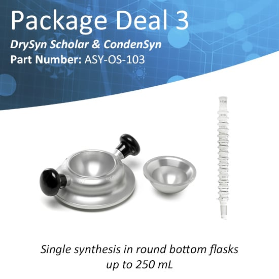 DrySyn Scholar and CondenSyn Package Deal 3
