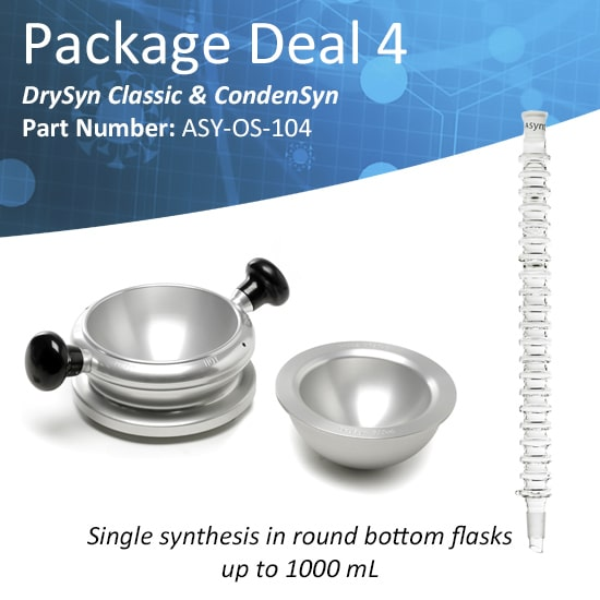DrySyn Classic and CondenSyn Package Deal 4