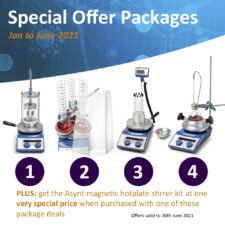 Special offer packages from Asynt chemistry 2021