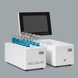 Nevolab XELSIUS 10 cell reaction station