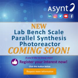 NEW photoreactor from Asynt