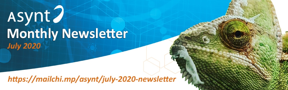 Asynt monthly newsletter July 2020