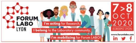 Forum LABO Lyon France 2020