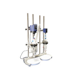 ReactoMate Datum Dual twin lab reactor stand from Asynt UK