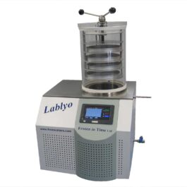 Lablyo benchtop freeze dryer from Asynt chemistry UK