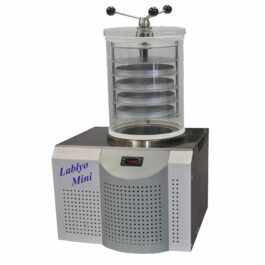 Lablyo Mini freeze dryer -55 degrees from Asynt chemistry UK