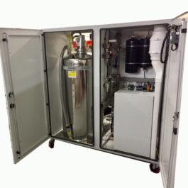 liquid nitrogen generators from Asynt chemistry UK