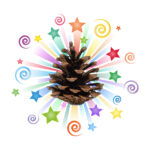 STEM activities for kids - Colour change pinecones - from Asynt chemistry