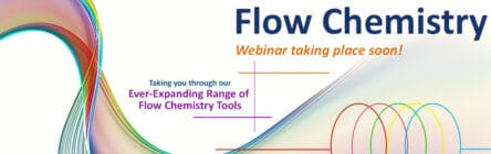 Asynt webinar on flow chemistry tools