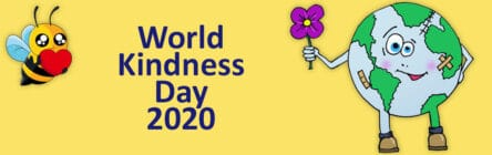 world kindness day 2020 with Asynt chemistry