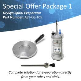 DrySyn Spiral Evaporator Package