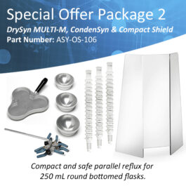 DrySyn MULTI-M, CondenSyn and Compact Safety Shield package deal