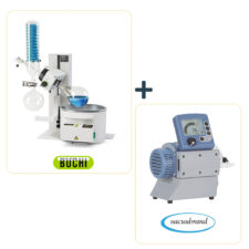 Asynt rotary evaporator and pump package deals