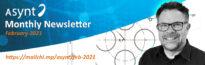 Asynt monthly newsletter February 20