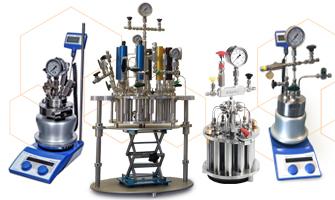 pressure reactors