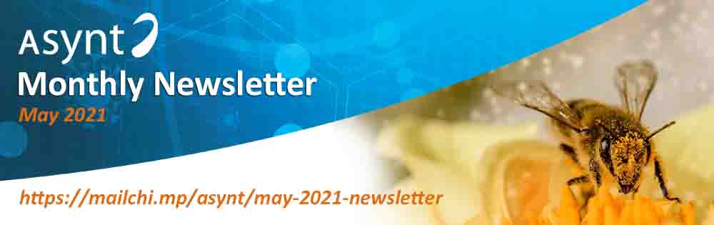 Asynt monthly newsletter May 2021
