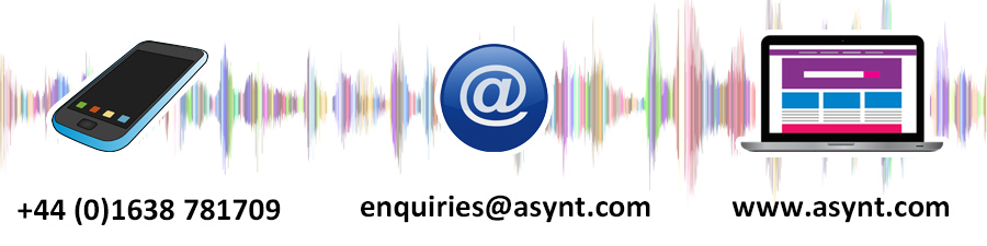 how to contact Asynt Ltd