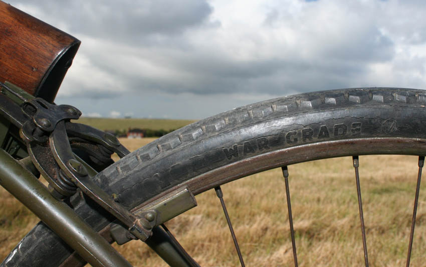 The Peaky Blinders and post WW1 chemistry - synthetic rubber tyres