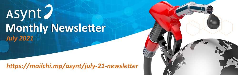 Asynt newsletter July 2021