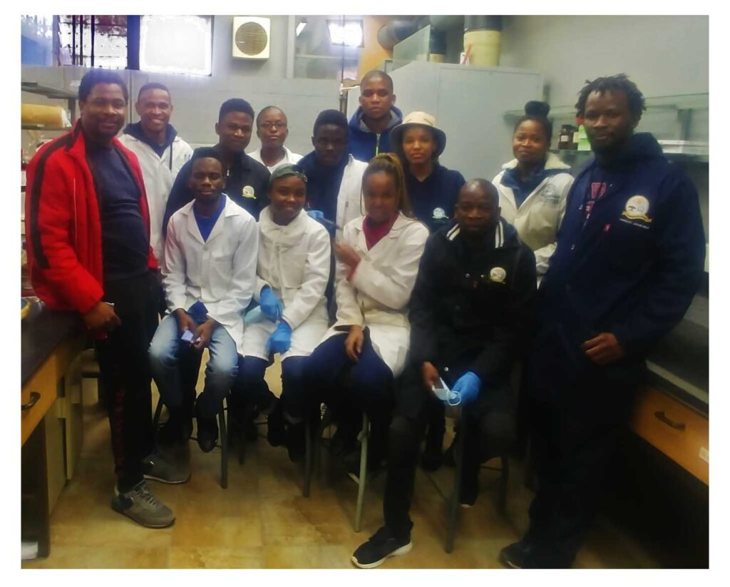 Behind the flask chemistry blog: University of Limpopo South Africa, research into anti-tuberculosis agents