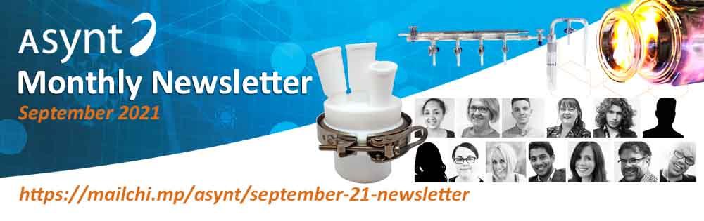 Asynt September newsletter 2021