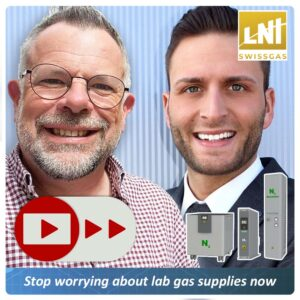 Forget supply issues with lab gas with LNI Swissgas and Asynt